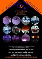 Avelaneda & coruja apoios e montadores para eventos ltda - foto 4