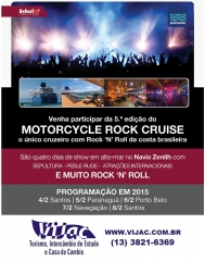 Motorcycle rock cruise - vijac e schultz
