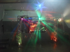 Dj dídio som, luz , telão, iluminação para decoração, máquina de bolhas criação de  vídeos recordações animados. - foto 3