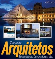 Criação de sites para arquitetos e engenheiros