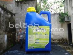 Réplica galão inflavel - balÕes promo infláveis promocionais