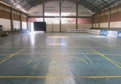 Ginásio poliesportivo do colégio 2 de julho.