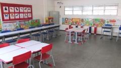 Sala de inglês.