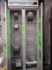 Painel pdmd 1/8 com aprovÇÃo da light. ligaÇÕes novas e aumento de carga e o novo padrÃo light. tel ( 21 ) 2281-8297 ou ( 21 ) 99163-4118. antonio