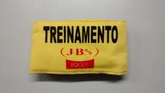 Braçadeira para treinamento personalizada com logomarca da empresa