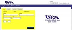 Vijac online - acesse nosso link e faça suas compras: http://www.e-agencias.com.br/vijac