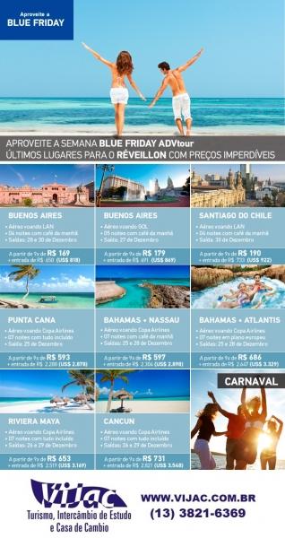 Blue Friday - Vijac e Advtour