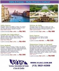Italia e frança - vijac e flot