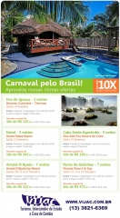 Carnaval pelo brasil - vijac e rca