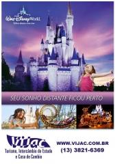 Disney com a vijac turismo