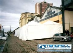 tendas em Porto Alegre