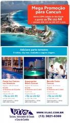 Mega promoção cancun - vijac e rca