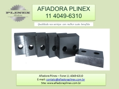 FabricaÇÃo de facas - afiadora plinex