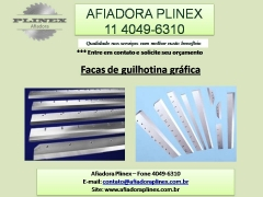 Afiadora plinex 11 4049-6310