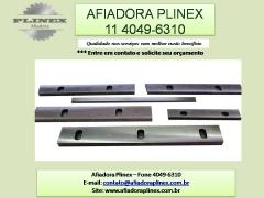Facas de moinho - afiadora plinex