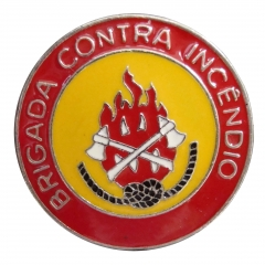 Botton - brigada contra incendio