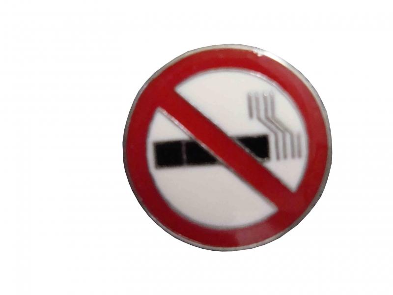Botton - Proibido - Fumar