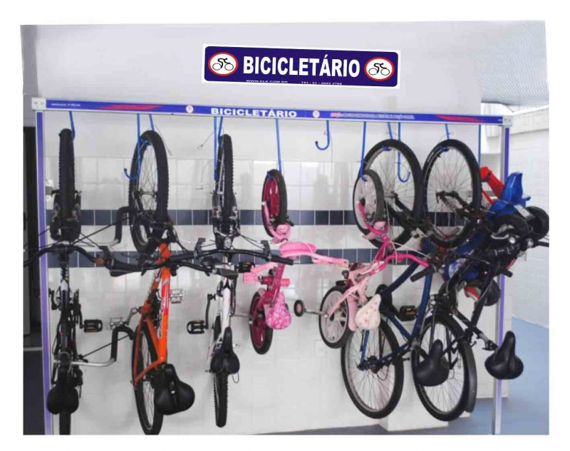 Bicicletario para condominio rj
