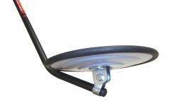 Espelho para inspeção veicular