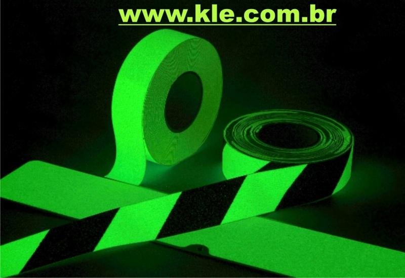 Fita Fotoluminescente - Rolo