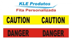 Fita caution - danger