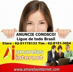 Foto 7 publicidade e marketing on-line na internet no Goiás - Amarelas Internet - as Páginas Amarelas da Internet