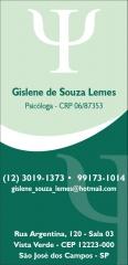 Psicóloga gislene s.lemes crp 06/87353 - foto 21