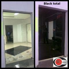 Película Black total