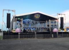 Paulinho produçõs tem palco duas águas em santarém/pa.