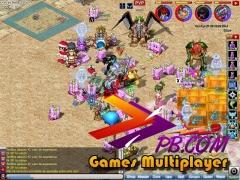 Multiplayer mix master