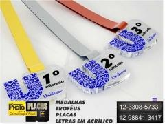 Acesse: http://www.photoplacas.com.br/ tel: 12-3308-5733 12 98852-8740 photo placas comunicação visual,  trabalhamos com toda linha de medalhas,  logo marcas, em acrílico, aço inox, alumínio, latão, pvc, adesivadas, com gravação em alto e baixo relevo, pintadas em silk, trabalhamos com toda linha de medalhas,  logo marcas, em acrílico, aço inox, alumínio, latão, pvc, adesivadas, com gravação em alto e baixo relevo, pintadas em silk, atendemos também  são josé dos campos,jacareí, taubaté, lorena, pindamonhangaba, campos do jordão,caraguatatuba, ubatuba, ilha bela, sao sebastiao,sao simao,sao vicente,sarapui,sarutaia, sebastianopolis do sul,serra azul,serra negra,serrana,sertaozinho,sete barras,severinia,silveiras,socorro,sorocaba,sud mennucci,sumare,suzano