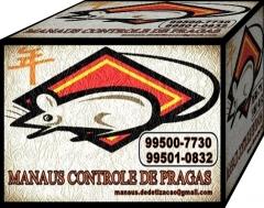 MANAUS - Controle de Pragas / Dedetizadora e Dedetização em Manaus