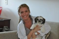 Dra. michelle gandra, veterinária domiciliar em curitiba - tel  41 99950-4321(whatsap) - @veterinariadomiciliar.curitiba - www.veterinariadomiciliar.com