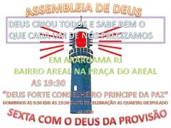 Assembleia de deus em araruama ministerio petrópolis sede regional quissama-rj no litoral adapq - foto 4