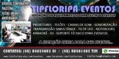 Tipfloripa eventos locações - foto 14