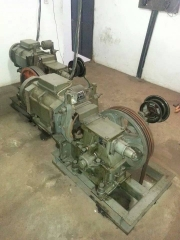 Máquina de tração w54