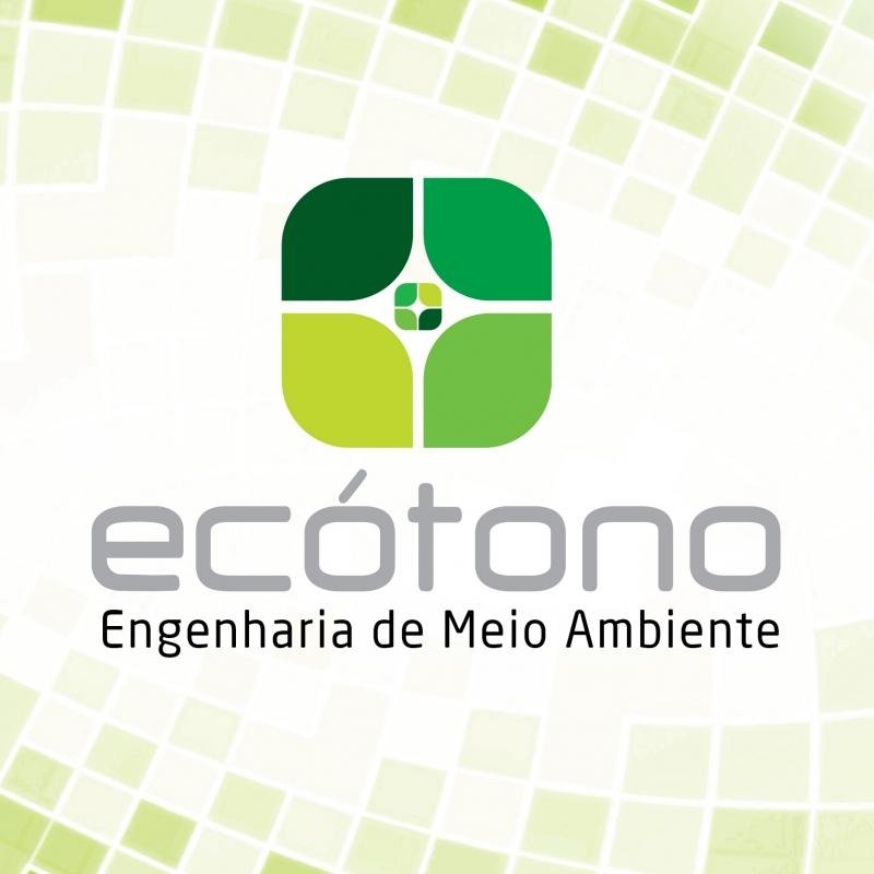 Logomarca Ecótono Engenharia de Meio Ambiente