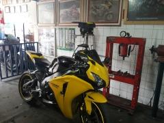 Machado motos betim