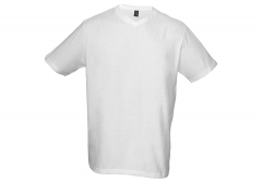 Camiseta hering básica masculina com decote em