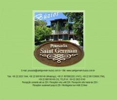 Pousada saint germain búzios