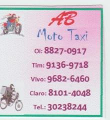 Ab moto taxi - foto 2