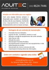 Aquitec soluções em tecnologia - foto 26
