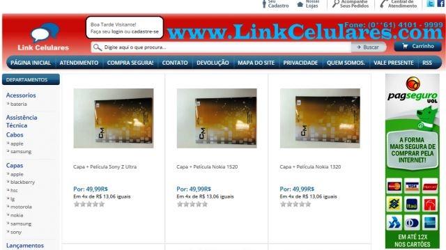 www.linkcelulares.com