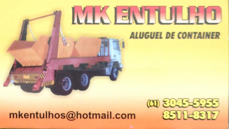 MK ENTULHO