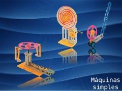 Máquinas simples da mecânica, com engrenagens, correias, polias e eixos, criam os maiores desafios!