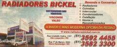 Radiadores bickel - midia de lista telefônica