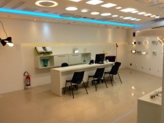 Sala de projetos