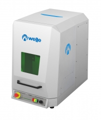 Linha ds, equipamento compacto para gravação e marcação a laser.