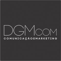 Dgmcom - comunicação, marketing  online e promoção, com ênfase em  social media.
