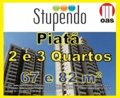 Stupendo, apartamentos 2 e 3 quartos, Piatã, Lançamento em Salvador. Apartamentos com 2 ou 3 quartos, localizado próximo a Av. Orlando Gomes, onde está ocorrendo boas intervenções viárias que irão beneficiar o tráfego local.Mais detalhes com:  Claudio Borges. +55(71)3494-7843 +55(71)99970-6866 Vivo +55(71)98203-0006 Claro +55(71)99297-9846 TIM +55(71)98758-5793 Oi +55(71)99911-1102 WhatsApp